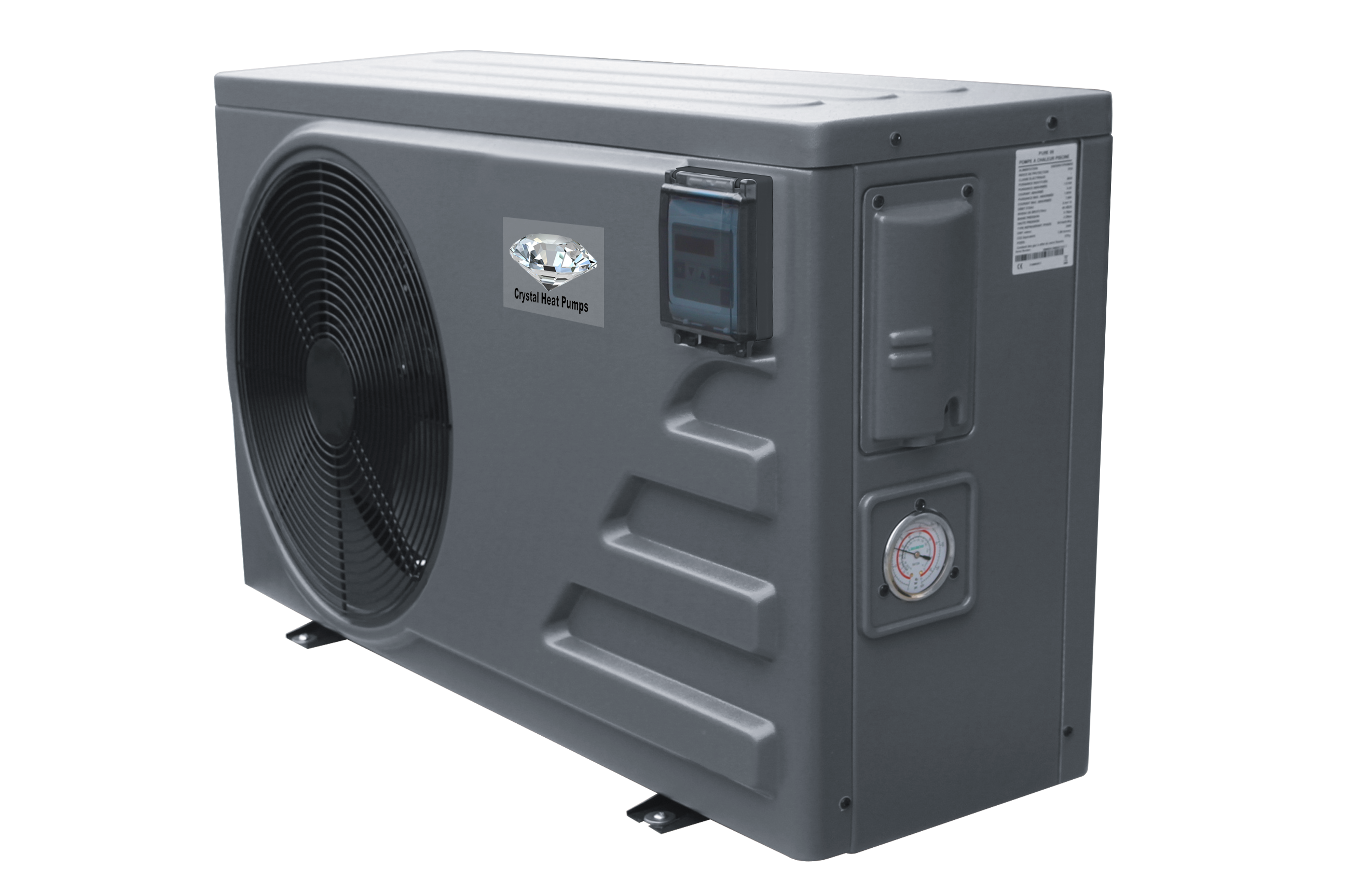Crystal Heat Pump *5.5Kw* - CHPXP055_Trad