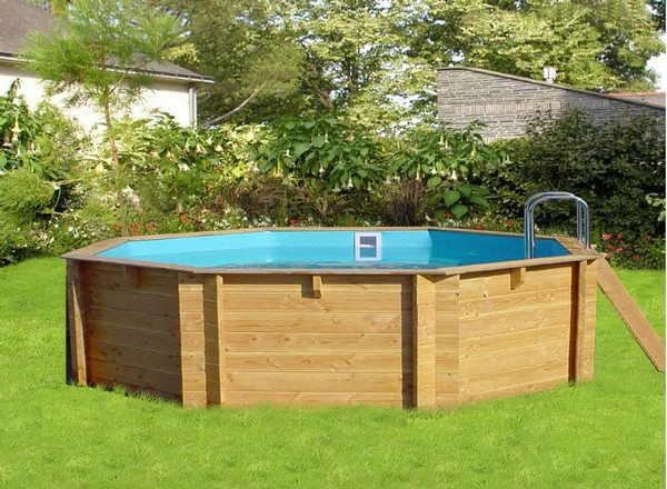 Sunbay Wooden Swimming Pools From Cheshire Luxury Pools