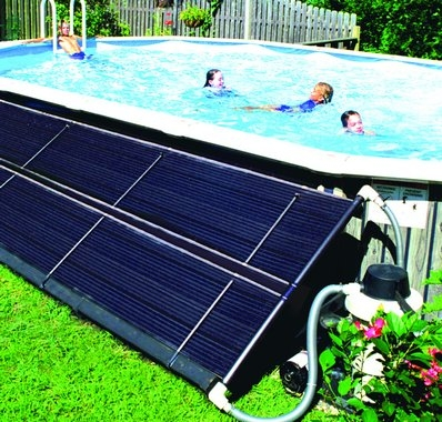Crystal clear enterprises the best choice in fish pool for Solar fish for pools
