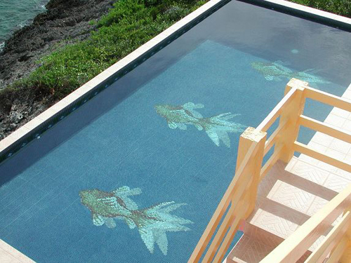 Crystal clear enterprises the best choice in fish pool for Bestway pool for koi